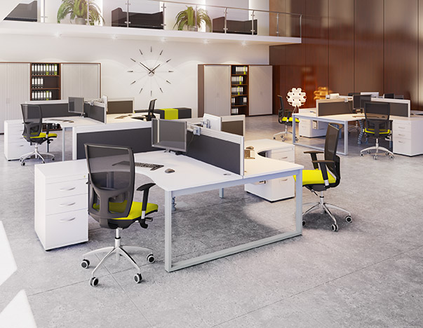 Switch Bench Desk System Office Furniture Chairs Supplies In Dublin Ireland