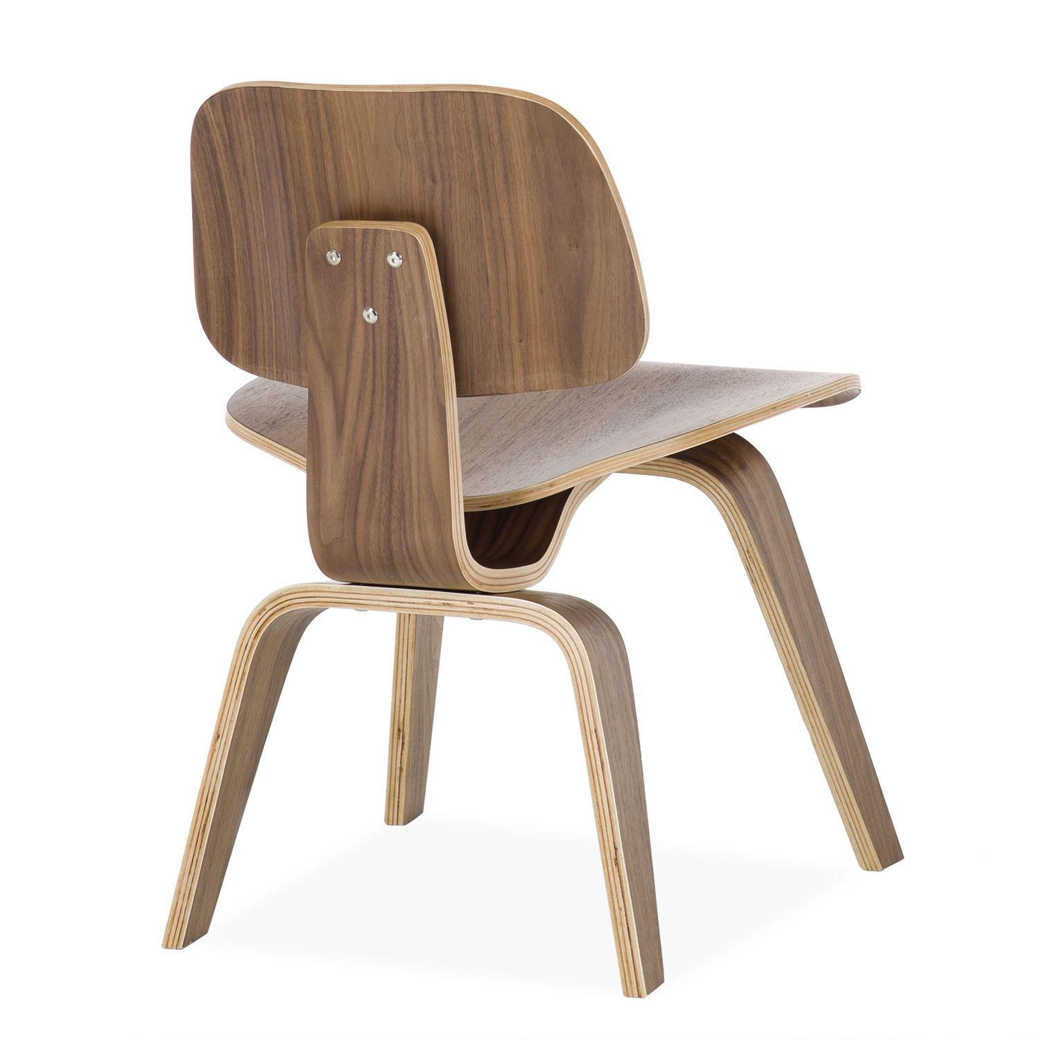 Plywood Lounge Chair Inspired By Eames