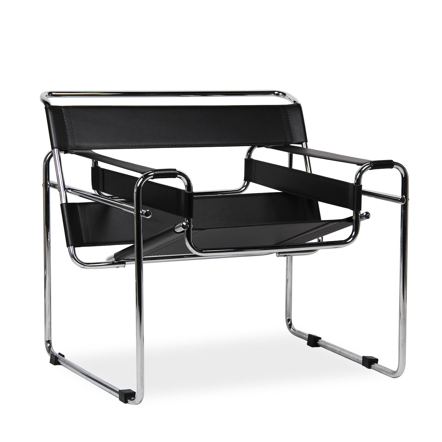 Wassily Chair Inspired By Marcel Breuer Compare